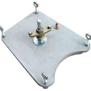 EIBENSTOCK Přísavná deska s těsněním pro max. Ø 162 /35851